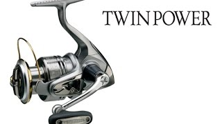 Shimano twin power 11 c3000
