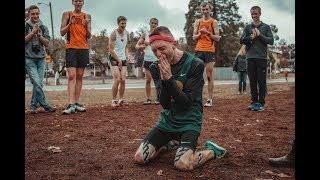 Runner becomes first pro athlete with cerebral palsy to sign with Nike