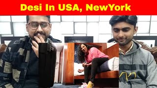 Pakistani Reaction To  When a Desi Goes To USA For The First Time    REACTION