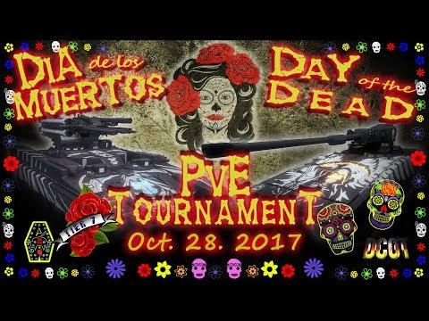 Dia de Los Muertos PvE Tournament Starts October 28th