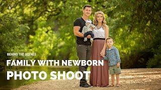 Beautiful Family With Newborn Photo Shoot, Sacramento Family Photographer, Sacramento Photographers