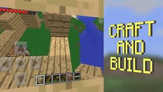 Minecraft -- Pocket Edition New Trailer :)