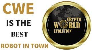 Crypto World Evolution ( CWE) Semi Introduction