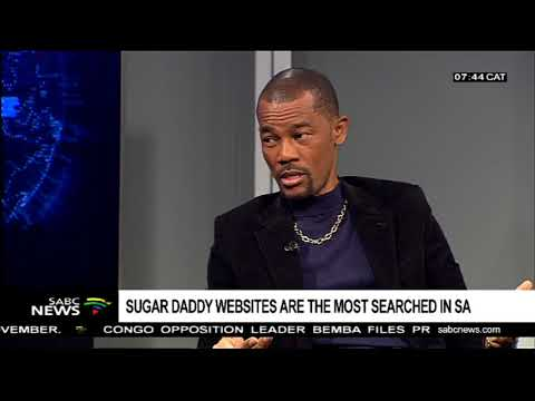 Sugar daddy websites are the most searched in SA
