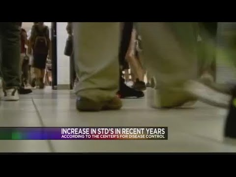 Health News - STD's Rising in the US
