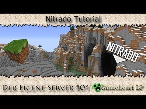 Minecraft Server 1 2 5 nitrado - смотреть онлайн на Hah Life