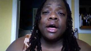"""THORNETTA SINGS """"LIFT EVERY VOICE AND SING"""" BY JAMES WELDON JOHNSON"""