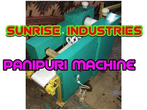 Samosa Mathi Making Machine
