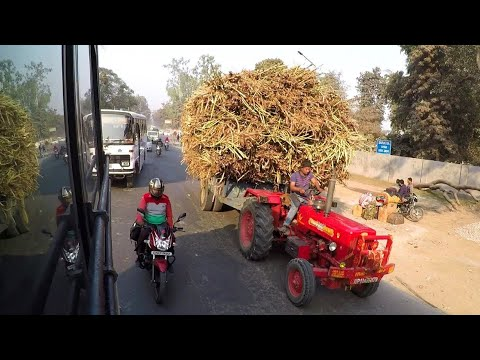 INDIA IS INTENSE: The Bus Journey to Delhi
