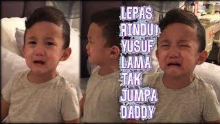 1 Juta SEBAK! Tengok Yusuf Iskandar Lepas Rindu, Lama Tak Jumpa Daddy