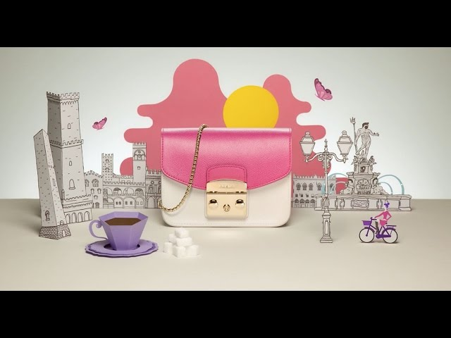 MyPlayFurla - Customise your Metropolis bag!