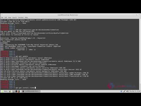 How to Install Clementine 1 3 1 on Linux Mint 18 3   LinuxHelp Tutorials