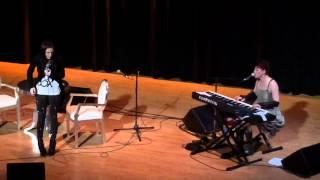 Amanda Palmer & Kat Robichaud - Delilah (Dresden Dolls)