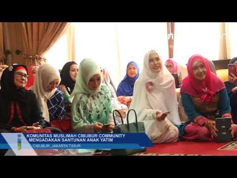 Muslimah Cibubur Community Mengadakan Santunan Kepada Anak Yatim