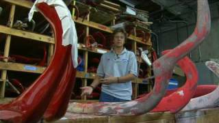 How US Olympic Luge Sleds are Made