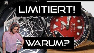 Warum werden Uhren limitiert?