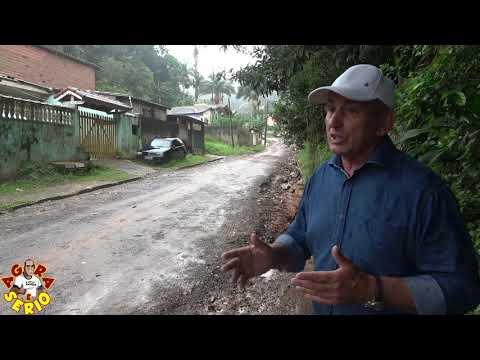 A maior parte da Rua Adolfo Antônio Pires quem vai fazer é a Prefeitura a partir de Abril , garante o Prefeito Ayres Scorsatto.