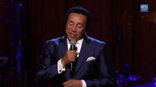 "Smokey Robinson Performs ""Abraham, Martin and John"" 