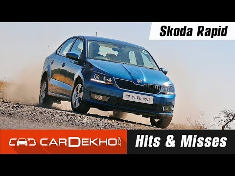 Skoda Rapid Hits & Misses