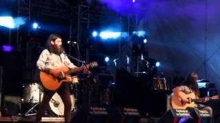 preview picture of video 'arizona baby - La Roda - Festival de los sentidos 2014'