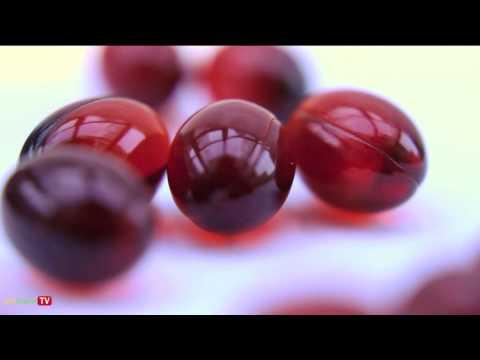 Aceite de Krill - Caracteristicas y propiedades.  Solchem TV