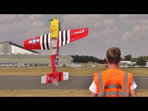 FREESTYLE MASTERS UK RC WINNER - DEANO - PILOT EXTRA 330 LX