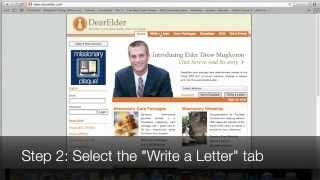 HOW TO: Send a Dearelder.com Letter to a Missionary in the Provo MTC