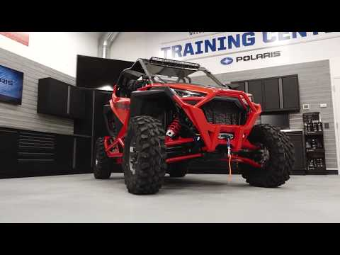 Rear High Coverage Bumper, Indy Red - Image 1 of 4 - Product Video