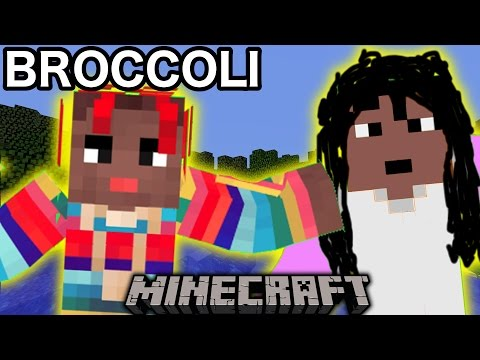 MC Broccoli - Minecraft Parody of Broccoli by D.R.A.M