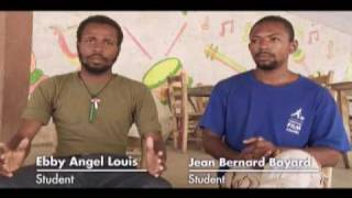 preview picture of video 'Cine Institute, Jacmel, Haiti: An Introduction'