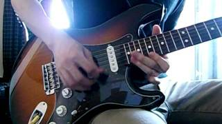 What's Going On(Donny Hathaway ver) Solo on Guitar