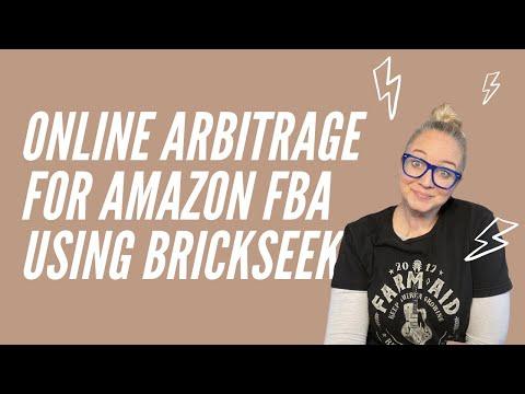 Online Arbitrage with BrickSeek || Online Sourcing For Amazon FBA