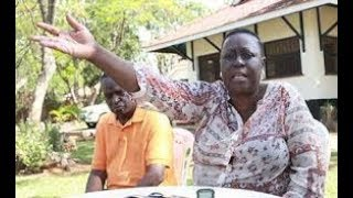 BREAKING NEWS: Ruth Odinga, Senator Outa arrested and charged in court