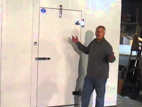 Foster Cooler Video Walk in cooler sold by Fosters Refrigerators Enterprise Inc.