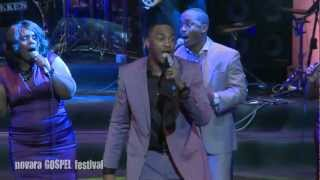 "Jonathan Nelson ""My Name is Victory"" live @ Novara Gospel Festival 2011"