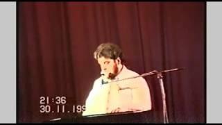 Aldis Drēģeris un prupa POĻU NAMS - koncerts VEF kultūras pilī 1990.11.30.