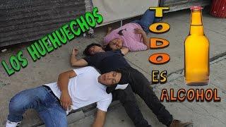 Nicho Hinojosa - Todo a Pulmón (PARODIA|PARODY) Todo es Alcohol