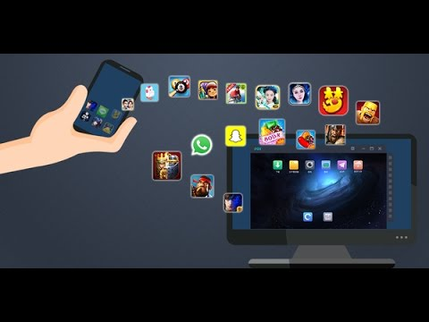 How To play and Download  android mobile  games & app on   PC/LAPTOP Windows 7/8/10/Xp