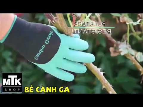 Găng tay làm vườn chuyên dụng