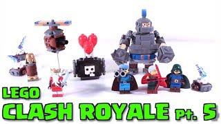LEGO Clash Royale MOC! (Part 5)