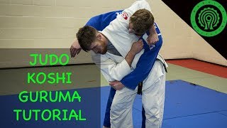 Judo Throws - Koshi Guruma Tutorial