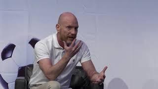ITK 2018: Matthias Sammer, Moderator Michael Leopold (Sky)