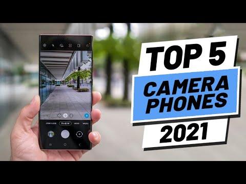 Top 5 BEST Camera Phones of [2021]