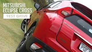 Mitsubishi Eclipse Cross - Test Drive