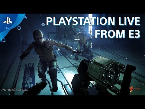 The Persistence - PS VR Preview | E3 2017 thumbnail