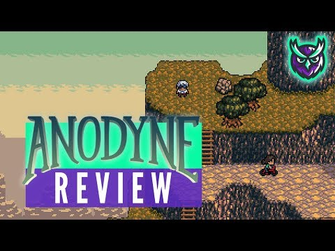 Anodyne Switch Review - A Link to the past like RPG video thumbnail