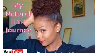 My Natural Hair Journey | Loveisbellaaa