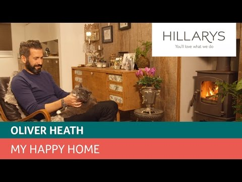 Oliver Heaths happy home