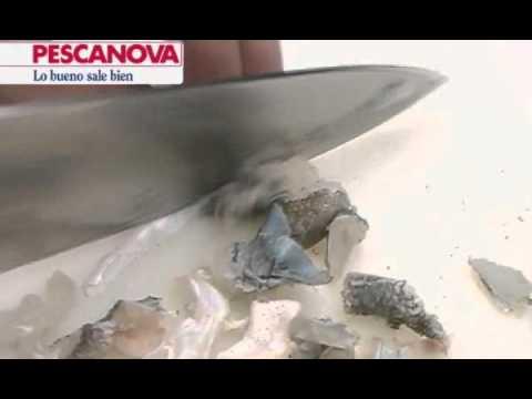 Imagen de la receta de Merluza al Ajoarriero