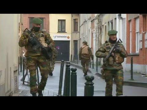 Αλλαγή τακτικής στις αντιτρομοκρατικές περιπολίες των Βέλγων στρατιωτών